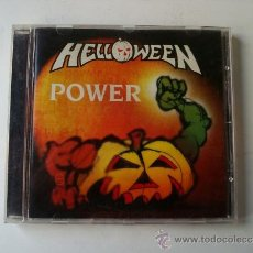 CDs de Música: HELLOWEEN - POWER - MAXI CD 1996. Lote 37515125