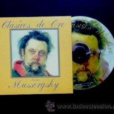 CDs de Música: MUSSORGSKY - CLÁSICOS DE ORO . Lote 37518751