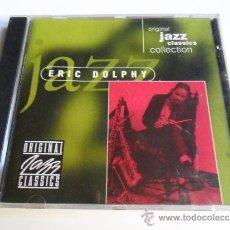CDs de Música: ERIC DOLPHY (ORIGINAL JAZZ CLASSICS COLLECTION). Lote 37552584