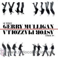 CDs de Música: CD ASTOR PIAZZOLLA, GERRY MULLIGAN - SUMMIT. Lote 37567872