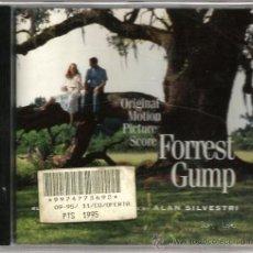 CDs de Música - CD FORREST GUMP ( BANDA SONORA CON MUSICA DE ALAN SILVESTRI ) - 37575407