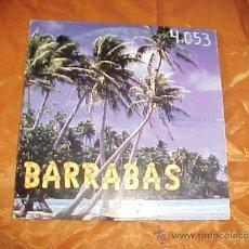 CDs de Música: BARRABAS. CARIBE. ON THE ROAD AGAIN. CD PROMOCIONAL. . Lote 37597615
