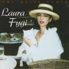 CDs de Música: LAURA FUGI-THE LATIN TOUCH-CD. Lote 37634998