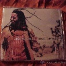 CDs de Música: ZIGGY MARLEY. TRUE TO MYSELF. CD PROMOCIONAL. EDICION EXTRANJERA. Lote 52350316