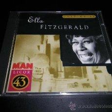 CDs de Música: CD. ELLA FITZGERALD.. Lote 37737879