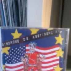 CDs de Música: SINDROME DE ABSTINENCIA - ¿ EVOLUCION ?. Lote 37743055