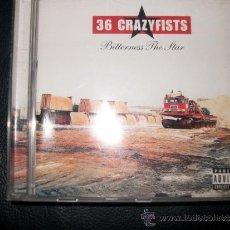 CDs de Música: CD - BITTERNESS THE STAR - 36 CRAZYFISTS. Lote 37743616