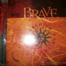 CDs de Música: CD - BRAVE - SEARCHING FOR THE SUN. Lote 37743659