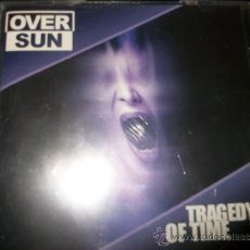 CDs de Música: CD - OVERSUN - TRAGEDY OF TIME. Lote 37743802