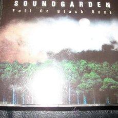 CDs de Música: PROMO CD - SOUNDGARDEN - FEIL ON BLACK DAYS - 4 TRACKS. Lote 37743820