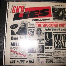 CDs de Música: CD - GUNS N' ROSES - LIES. Lote 37743849
