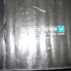CDs de Música: CD - GUANO APES - WALKING ON A THIN LINE + 8 BONUS TRACKS - PORTADA/LIBRETO MOJAD@S. Lote 37743855