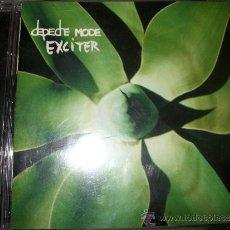 CDs de Música: CD - DEPECHE MODE - EXCITER - PORTADA/LIBRETO MOJAD@S. Lote 37743899