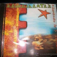 CDs de Música: CD - REINCIDENTES - AÑORANDO LA 5º COLUMNA - PORTADA/LIBRETO MOJAD@S. Lote 37743912
