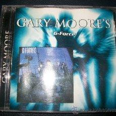 CDs de Música: CD - GARY MOORE'S G FORCE - PORTADA/LIBRETO MOJAD@S. Lote 37743919