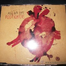 CDs de Música: PROMO CD - FOO FIGHTERS - ALL MY LIFE - 2 TRACKS. Lote 37743990