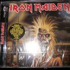 CDs de Música: CD - IRON MAIDEN - IRON MAIDEN - ENHANCED CD - PRECINTADO. Lote 37744049