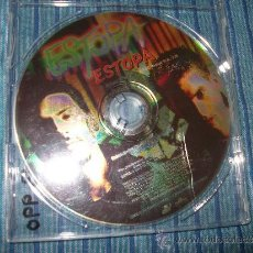 CDs de Música: PROMO CD SINGLE - ESTOPA - ESTOPA - SOLO CD. Lote 37747470