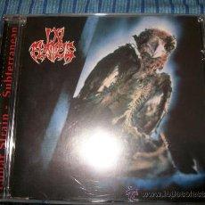 CDs de Música: CD - IN FLAMES - LUNAR STRAIN - SUBTERRANEAN - DEATH METAL. Lote 37751921