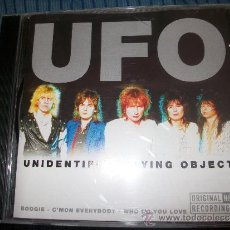 CDs de Música: CD - UFO / U F O - UNIDENTIFIED FLYING OBJECT. Lote 37751978