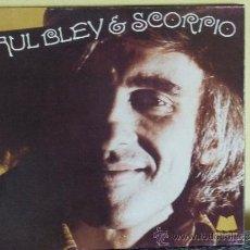 CDs de Música: PAUL BLEY & SCORPIO / DIGIPACK. Lote 37755029