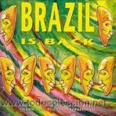 CDs de Música: CD BRAZIL IS BACK VOLUME 1. Lote 37762612