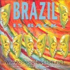 CDs de Música: CD BRAZIL IS BACK VOLUME 2. Lote 37762650