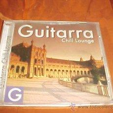 CDs de Música: GUITARRA. CHILL LOUNGE. CD SEND MUSIC. Lote 37777501