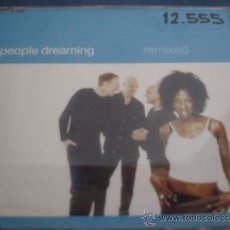 CDs de Música: M PEOPLE DREAMING (REMIXED) CD SINGLE 3 TRACKS. Lote 37814571