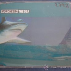 CDs de Música: MORCHEEBA THE SEA CD, SINGLE, LIMITED EDITION 2 TRACKS. Lote 37827077