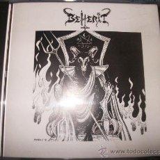 CDs de Música: CD - BEHERIT - WEREWOLF SEMEN AND BLOOD - BLACK METAL. Lote 37850250