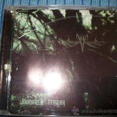 CDs de Música: CD - NUMEN - BASOAREN SEMEAK - BLACK METAL. Lote 37850362