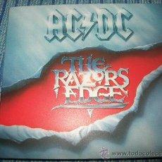 CDs de Música: DIGIPACK - AD / DC - THE RAZORS EDGE. Lote 37850506