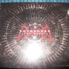 CDs de Música: CD - ENTHRONED - TETRA KARCIST - PRECINTADO - BLACK METAL DIGIPAK. Lote 37850992