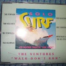 CDs de Música: PROMO CD SINGLE - THE VENTURES - WALK DON'T RUN - SURF MUSIC. Lote 37865888