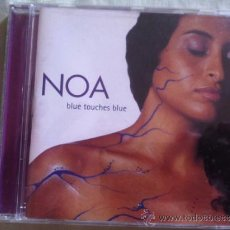 CDs de Música: CD NOA-BLUE TOUCHES BLUE. Lote 37874096