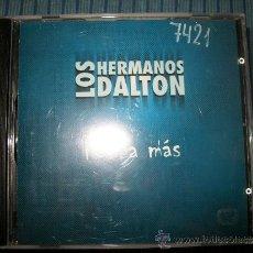 CDs de Música: PROMO CD SINGLE - LOS HERMANOS DALTON - NUNCA MAS - 3 TRACKS. Lote 37882526