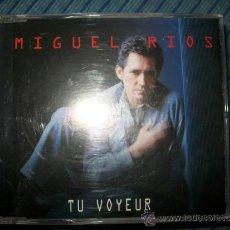 CDs de Música: PROMO CD SINGLE - MIGUEL RIOS - TU VOYEUR. Lote 37883804