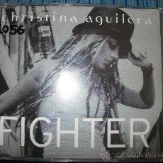 CDs de Música: PROMO CD SINGLE - CHRISTINA AGUILERA - FIGHTER. Lote 37919881