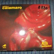 CDs de Música: PROMO DIGIPACK CD - ANDRES CALAMARO - ALTA SUCIEDAD - 5 TRACKS. Lote 37920956