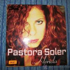 CDs de Música: PROMO CD SINGLE - PASTORA SOLER - HERIDA. Lote 37921482