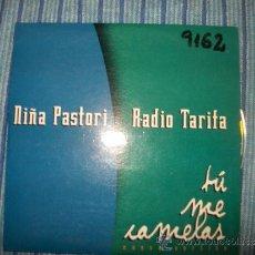 CDs de Música: PROMO CD SINGLE - NIÑA PASTORI - TU ME CAMELAS - NUEVA VERSION. Lote 37921535