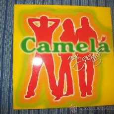 CDs de Música: PROMO CD SINGLE - CAMELA - MI GENTE. Lote 37921772