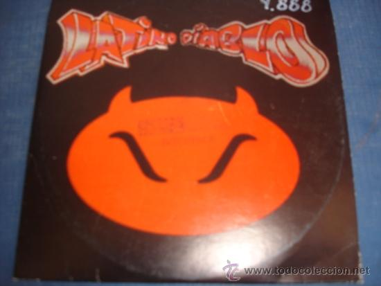 LATINO DIABLO CD SINGLE 3 TRACKS (Música - CD's Latina)