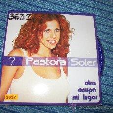CDs de Música: PROMO CD SINGLE - PASTORA SOLER - OTRA OCUPA MI LUGAR. Lote 37926013