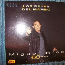 CDs de Música: PROMO CD SINGLE - MIGUEL RIOS - LOS REYES DEL MAMBO. Lote 37967172