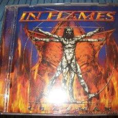 CDs de Música: CD IN FLAMES - CLAYMAN - DEATH METAL - . Lote 37998215