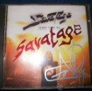 CDs de Música: SAVATAGE - LIVE IN JAPAN 1994 - FIRMADO POR JON OLIVA - SIGNED - HEAVY METAL. Lote 38006157