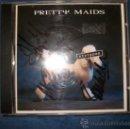 CDs de Música: PRETTY MAIDS- STRIPPED - FIRMADO POR LA BANDA DESCATALOGADO - HEAVY METAL - COLUMBIA 1993. Lote 38006869