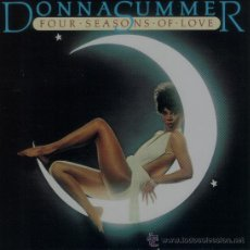 CDs de Música: DONNA SUMMER - FOUR SEASONS OF LOVE - CD. Lote 38028847